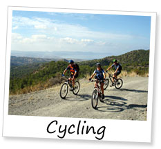 Cycling in Cyprus