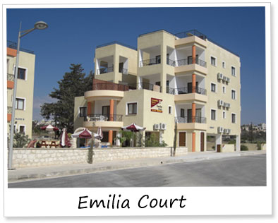 Luxury villa - Emilia Court