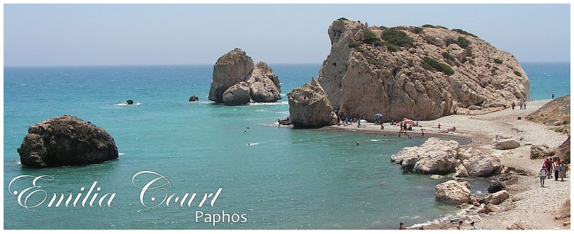 Emilia Court - Paphos, Cyprus Holiday Apartment