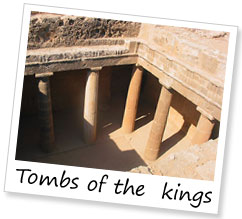 Cyprus Tombs of the Kings