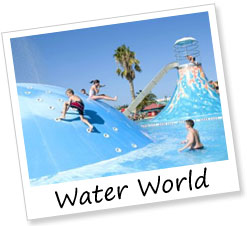 Water World Water Park Cyprus